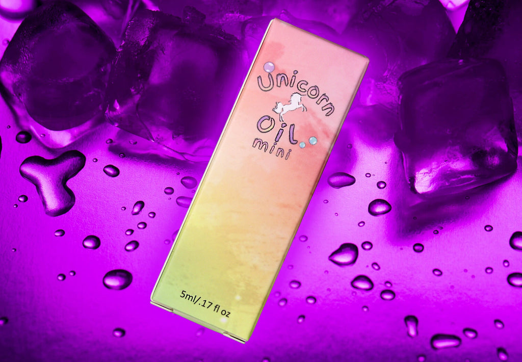 MINI Grape Soda Unicorn Cuticle Oil 5ml - Emerson Crystals