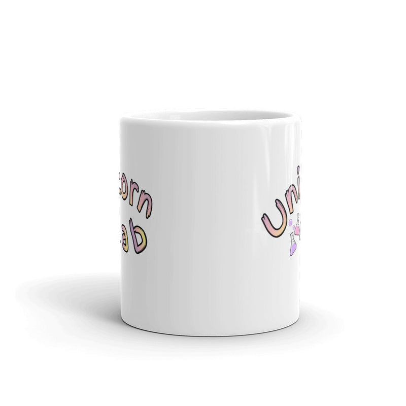 Unicorn Lab Mug - Emerson Crystals
