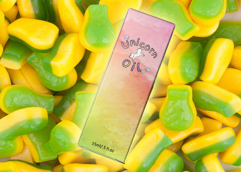 Pineapple Unicorn Cuticle Oil 15ml - Emerson Crystals