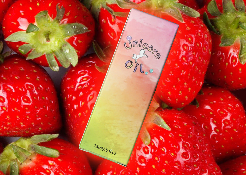Strawberry Unicorn Cuticle Oil 15ml