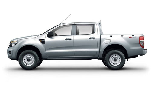 Lock & Roll up cover | Ford Ranger Double Cab ute - 1.53m bed