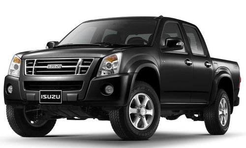 Hidden Snap cover | Isuzu D-Max Double Cab ute - 1.38m bed