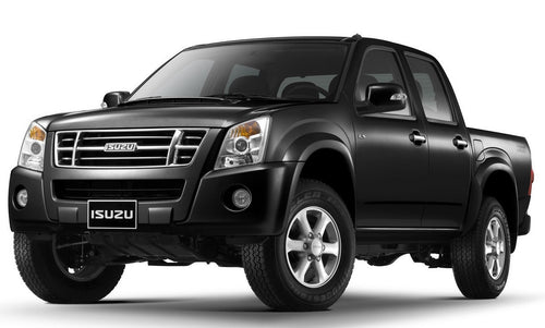 Tri-fold hard cover | Isuzu D-Max Double Cab ute - 1.38m bed