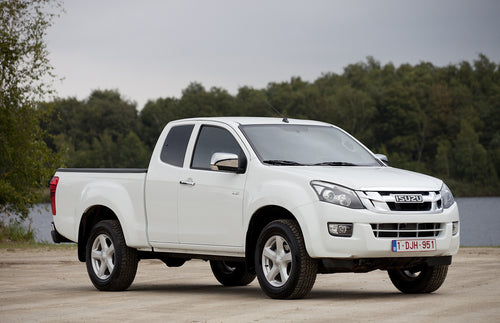Hidden Snap cover | Isuzu D-Max Extended Cab ute - 1.80m bed