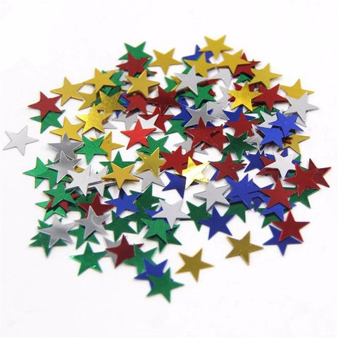 Table scatters - Stars