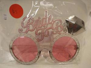 Bride To Be - Glasses