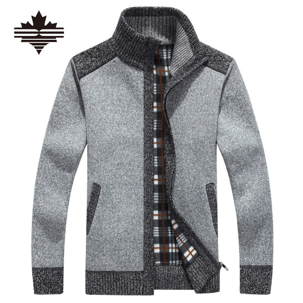 Autumn Winter Men's Cardigans Sweaters