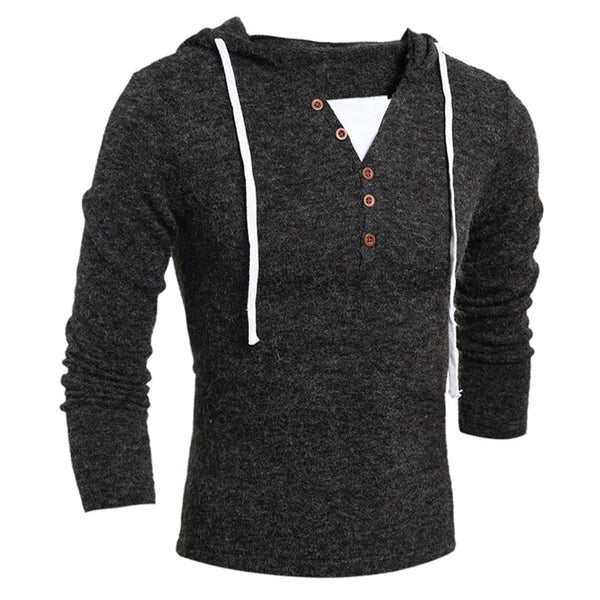 Hedging O-Neck Men'S Sweater