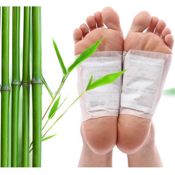 10 pcs Herbal Detox Foot Pads
