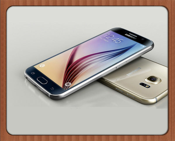 "Samsung Galaxy S6 Original Unlocked 4G GSM Android Mobile Phone G920F Octa Core 5.1"" 16MP 32GB"