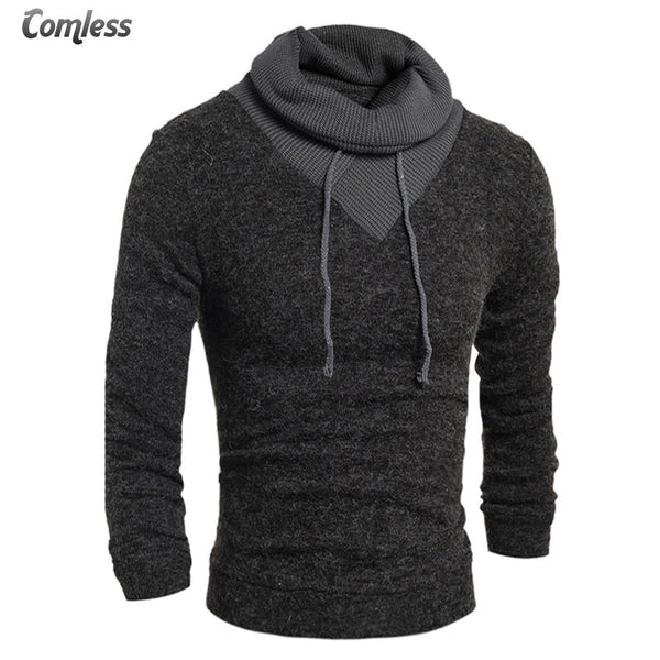 Casual Slim Fit Sweaters