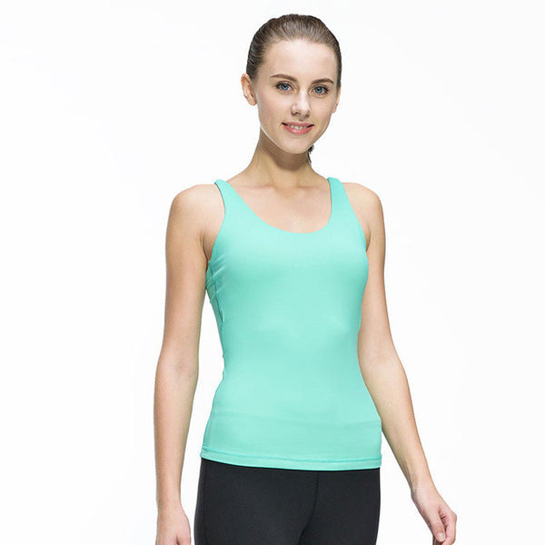 Sleeveless Gym Fitness Vest