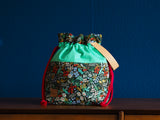 Large Project Bag - Flower Meadow