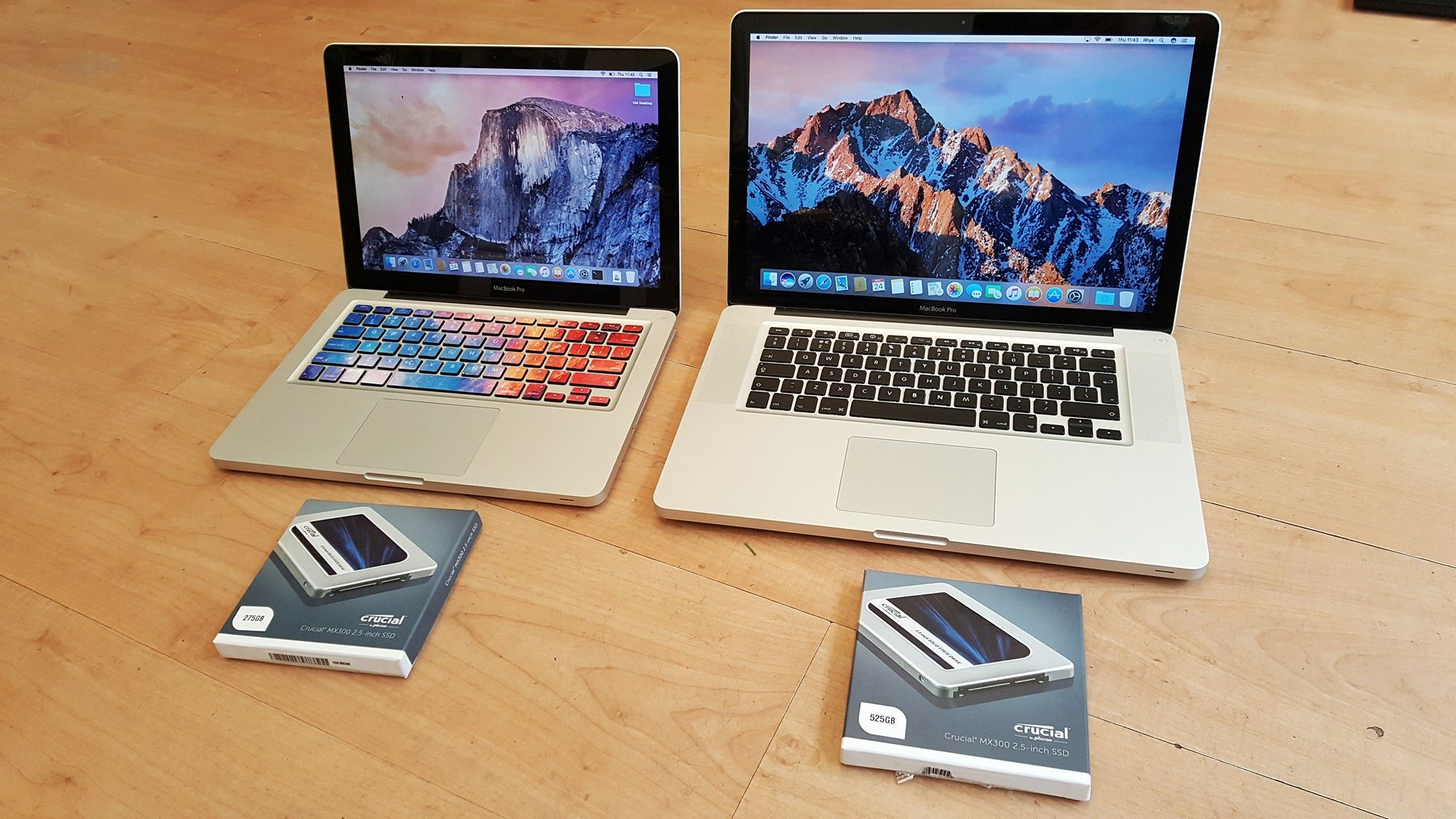 MacBook and iMac Solid State Drive (SSD) Upgrades East