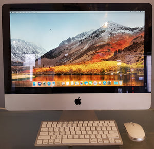 "Apple iMac 21.5"" A1311 i3 6GB 500GB HDD #10804"