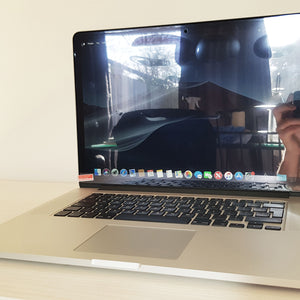 "2014 15"" Apple Macbook Pro RETINA A1398 i7 2.5Ghz 16GB 512GB SSD #10809"