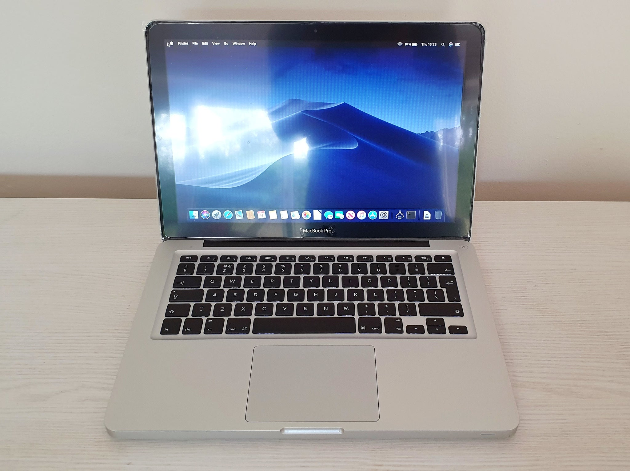 "MacBook Pro 13"" A1278 i5 16GB 480GB SSD #10912 SOLD"