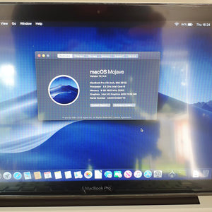 "MacBook Pro 13"" A1278 i5 8GB 480GB SSD #10907"