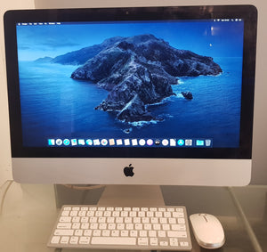 "Apple iMac Slim 21.5"" A1418 (Late 2012) i5 8GB 500GB SSD #10839"