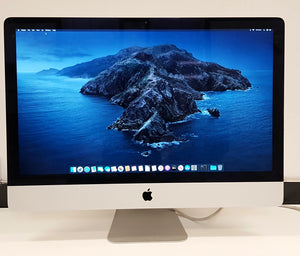 "Apple iMac Slim 27"" A1419 (Late 2012) i5, 8GB, 1TB SSD #11001"