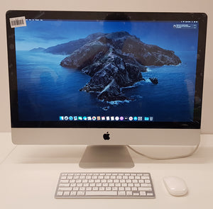 "Apple iMac Slim 27"" A1419 (Late 2013) i5, 16GB, 500GB SSD #11004"