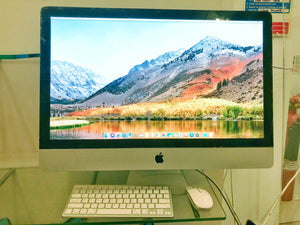 "Apple iMac 27"" A1312 Core 2 8GB 240GB SSD #10877"
