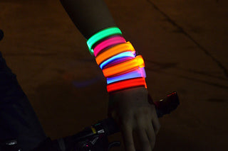 LED Glowing Party Wristbands