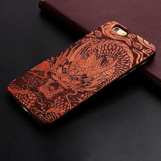 High Quality Wood Phone Cases For iPhone