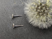 Dandelion stud earrings - Arborea Jewellery