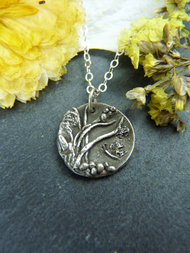 Nature pendant necklace - Arborea Jewellery