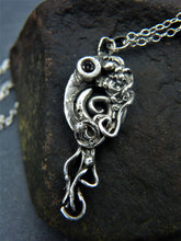 Tentacle necklace - Arborea Jewellery