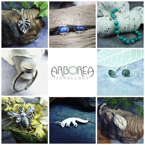 Ethical jewellery collection