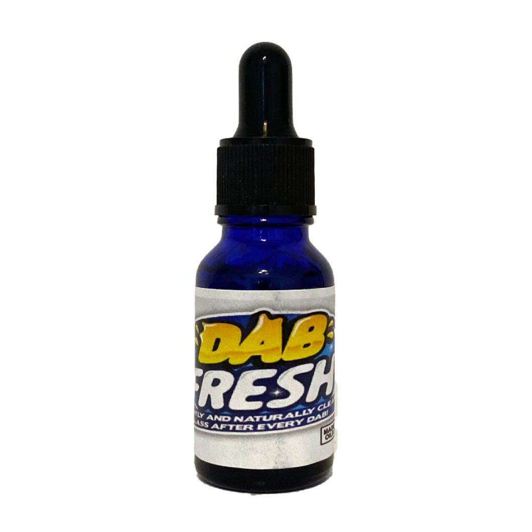 Dab Fresh - Natural Rig Cleaner
