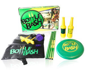 ottle Bash by Poleish Sports is your outdoor lawn games for backyard, beach, camping, and tailgating