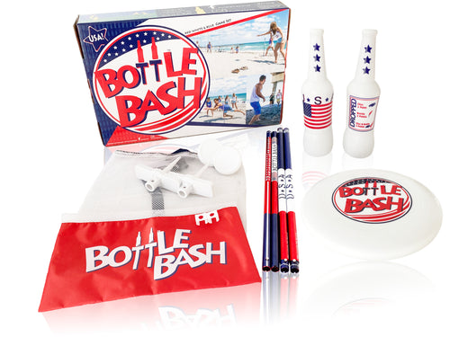Bottle Bash USA Game Set