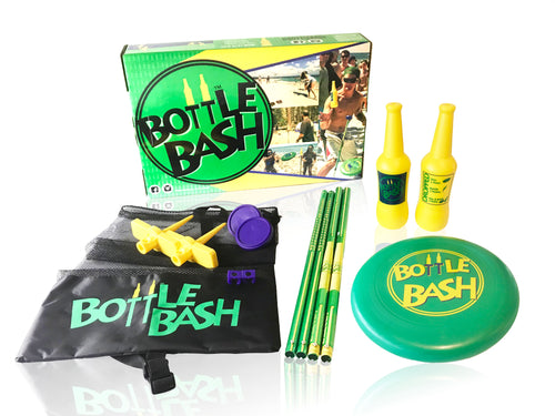 Bottle Bash Game Set Standard
