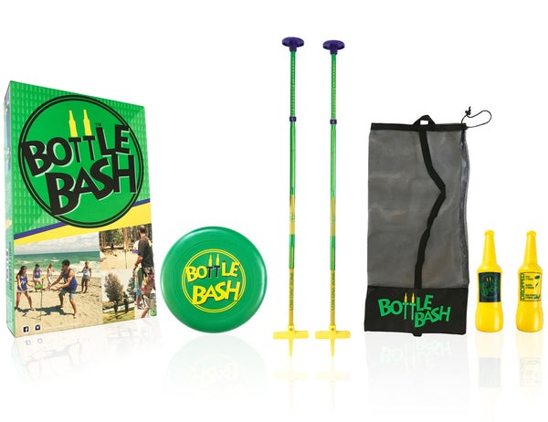 Bottle Bash game set