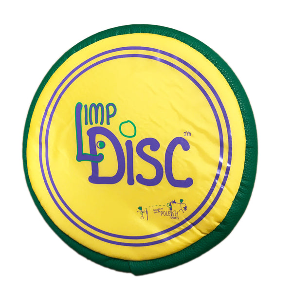 Bottle Bash Limp Disc Ultimate Soft Throwing Disc