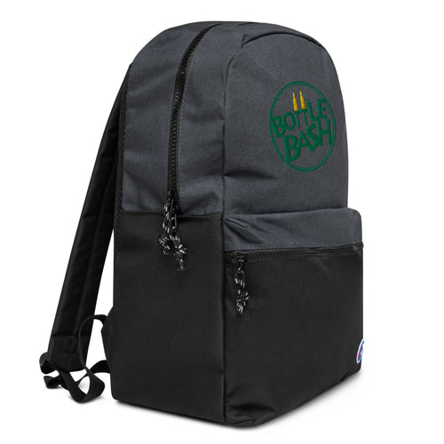 Embroidered Bottle Bash x Champion Backpack