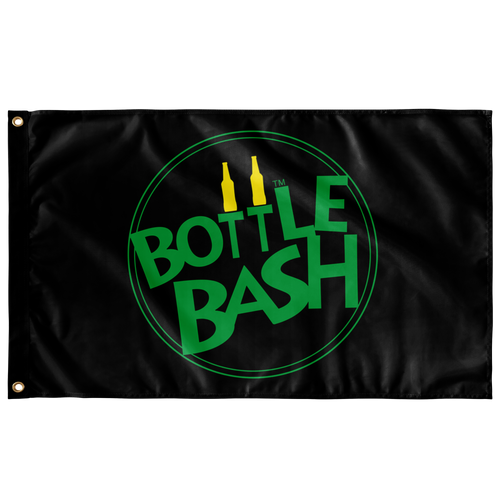 Bottle Bash Flag