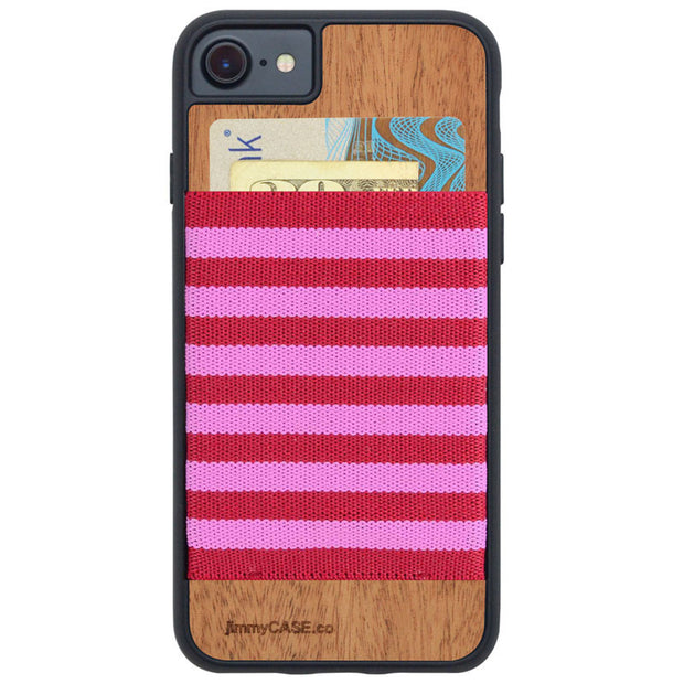 iPhone 7 Pink Stripes