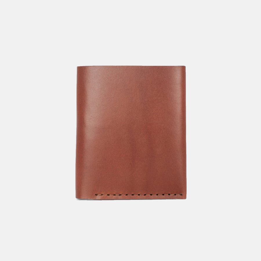 Slim Vertical Bifold