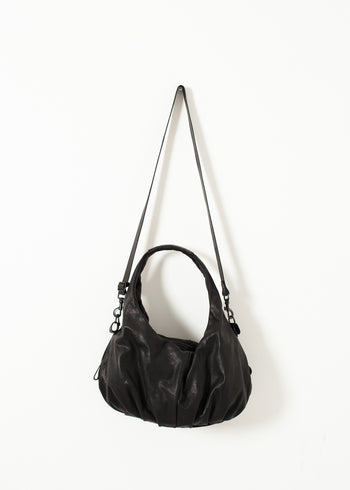 Circle Bag in Black