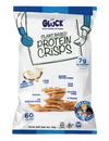 Toasted Coconut Protein Crisps ......................  Large bags - 8 Pack