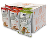 Protein Crisps Display Box Assorted Flavors 14 count - 4 oz bags