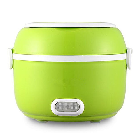 1.2L Portable Lunch Box Electric Rice Cooker 200W Multifunction Mini Rice Cooker1.2L Portable Lunch Box Electric Rice Cooker 200W Multifunction Mini Rice Cooker