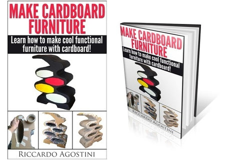 Ebook - Cardboard And Paper Mache FurnitureEbook - Cardboard And Paper Mache Furniture