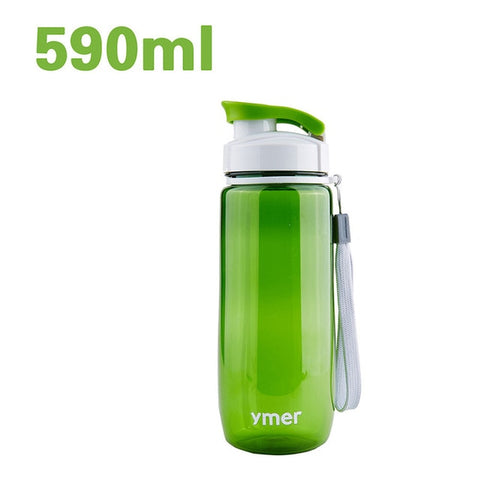 590ml 560ml Sports Water Bottle Portable Leak Proof For SportsTravel Space Bike Hiking Plastic Water Bottle Drinkware590ml 560ml Sports Water Bottle Portable Leak Proof For SportsTravel Space Bike Hiking Plastic Water Bottle Drinkware