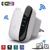 300Mbps Wifi Repeater Wireless-N 802.11 AP Router Extender Signal Booster  US plug