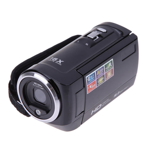 ALLOET Full HD AV 720P 16MP Automatic Digital Camera Video Camcorder Camera DV DVR 2.7